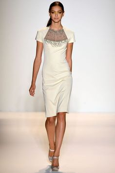 Lela Rose Spring 2013 Ready-to-Wear Collection Slideshow on Style.com