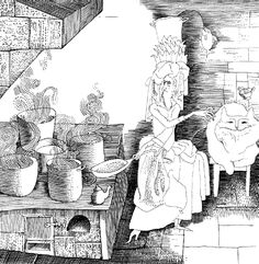 Чеширский Кот в иллюстрациях Г.В. Калиновского — котокартинки и кошкооткрытки