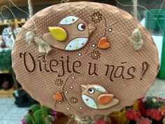 Gingerbread Cookies, Burlap, Projects To Try, Reusable Tote Bags, Pottery, Ceramics, Label, Inspiration, Magic