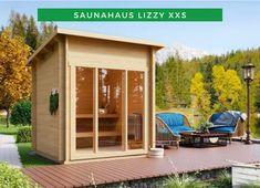 Sauna: Wussten Sie, dass auch das Saunieren im Sommer Ihr Immunsystem stärkt? So können Sie beispielsweise der lästigen Sommergrippe entkommen. Unser Saunahaus Lizzy XXS kann problemlos das ganze Jahr über genutzt werden und ist durch sein kompaktes Design ein Blickfang für jeden Garten! Worauf warten Sie noch? Greifen Sie zu! #Saunieren #Saunahaus #Saunagang Milwaukee, Outdoor Furniture Sets, Outdoor Decor, Shed, Outdoor Structures, Home Decor, Design, Roof Styles, Decoration Home