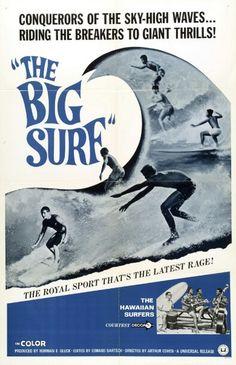 60s Surf movie poster https://www.oldsoulretro.com/single-post/2018/03/09/1960s-Beach-Culture