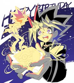 Tags: Anime, Yu-Gi-Oh!, Millennium Puzzle, Yami Yugi, Open Coat, Kshabillya, Yu-Gi-Oh! Duel Monsters