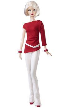 Barbie Basics Red Model #1