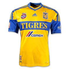 Jersey Tigres UANL adidas, atletica, aba sport, umbro etc