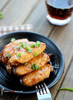 Red-cooking Chicken Wings|ChinaSichuanFood