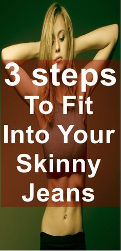 steps to fit into your skinny jeans You'll never fit back into your skinny jeans (unless you understand THIS).You'll never fit back into your skinny jeans (unless you understand THIS). Fit Back, Weight Loss Secrets, Dating Advice, Cellulite, Back Pain, Street Style Women, Gym Workouts, Skinny Jeans, Jeans Fit