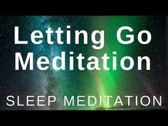 Let Go of Negative Attachments & Manifest Your Desires ★ Guided Sleep Meditation LET GO of thoughts, feelings and limiting beliefs that do not serve you so a. Deep Sleep Meditation, Best Meditation, Reiki Meditation, Meditation Benefits, Meditation For Beginners, Meditation Music, Guided Meditation, Mind Relaxation, Relaxing Yoga