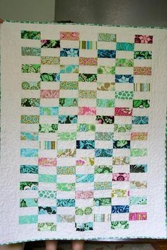 another take on coin quilts
