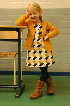 Irene jurk - het nieuwe, gratis patroon van Beletoile - Woohoo!