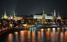 Kremlin - Moscow, Russia