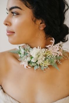 Ready-to-Wear: Floral Creations You Can Rock In Lieu of a Bouquet! Floral Bouquets, Wedding Bouquets, Wedding Flowers, Wedding Pins, Wedding Ideas, Floral Dress Design, Love Is In The Air, Floral Headpiece, Floral Photography