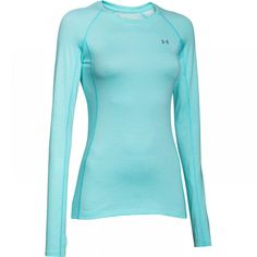 Under Armour Womens ColdGear Cozy Crew Veneer Metallic Silver Large ** Check out this great product. (This is an affiliate link) Under Armour Coldgear, Under Armour Hoodie, Under Armour Women, Discount Travel, Discount Sites, Baja Hoodie, Sweater Fashion, Hoodies, Sweatshirts
