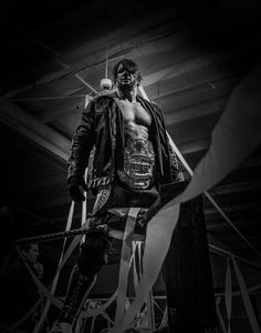 AJ Styles Art | Styles, The IWGP Champion by OutsidersPhotography