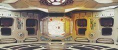 Symmetry, Fabián Rodríguez Franco on ArtStation at https://www.artstation.com/artwork/Qrk8l