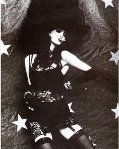 Susie Cave, photography by Ellen Von Unwerth, makeup by Regine Bedot
