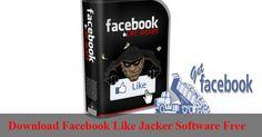 Facebook Like Jacker Software | Download Free | Get More Likes Facebookhttp://www.emarkenet.tk/2017/01/facebook-like-jacker-software-download.html