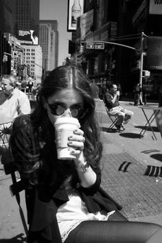 Coffee in the city
