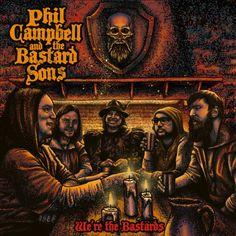 Phil Campbell, Metal Albums, Heavy Metal Music, Thrash Metal, Foo Fighters, Death Metal, Rock Style, Metal Bands, Hard Rock