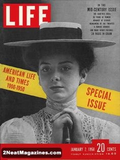 1950s magazine covers | 1950 LIFE Magazines for Sale - Life magazine - 2Neat Magazines.