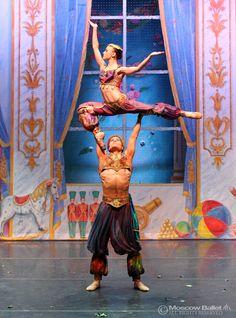 Act II, Arabian variation (east coast tour)