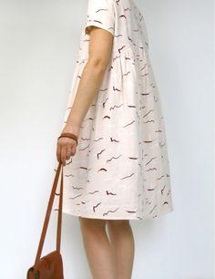 Virevolte patron de couture blouse - Atelier Scammit