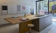 Estivale by Key Cucine - Agape Milano Kitchen Island, Improve Yourself, New Homes, Furniture, Milano, Home Decor, House Ideas, Islands, Studio