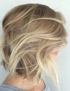 Cheveux Mi-longs 33 Plus