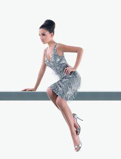 Couture sequin Rosa Clara Fiesta dress Last One!   Le Salon Bridal Outlet  219- 6146c88bbac