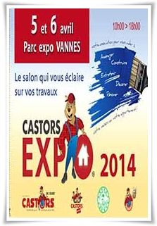 Salon Expo Castors 2014