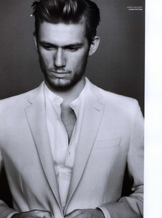 Alex Pettyfer the sexy man from Magic Mike.. don't mind if I do..