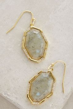 Moonscape Drops - anthropologie.com #anthrofave