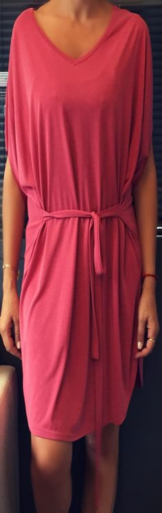 by Discover more in our Pick One, Pink Dress, Wrap Dress, Shirt Dress, Summer Dresses, How To Make, Stuff To Buy, Shirts, Fashion