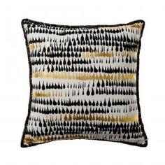 Home Republic Designer Series Eye to Eye Cushion, modern cushion, cushions