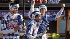 Finnish version of baseball, called pesäpallo.