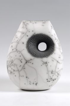 ceramic raku art H5H (2003)
