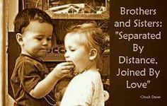 Brothers And Sisters Relation Shipp Is Very Loveable In The World As We know that there's is no body can take place between brothers and sisters relationship .  Tag-mention your brother and sister