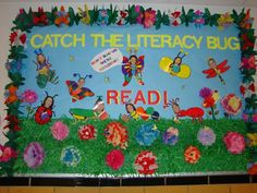 Image result for on the road to reading bulletin boards