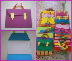 Τσάντα πρωτης ζωγραφιάς