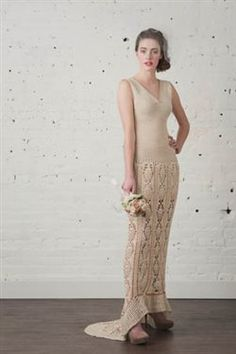 . It would also be a beautiful bridesmaid dress or guest dress. DESIGNER Tammy Hildebrand FINISHED…
