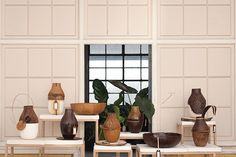 """Formafantasma: Botanica  """"The objects displayed in the Botanica collection are designed as if the  oil-based era, in which we are living, never took place. """""""