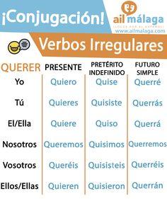 querer verbo irregular