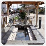 Yudaonsen Footbaths in Yamaguchi