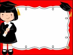 Alphabet Tattoo Designs, School Border, Kindergarten Graduation, Binder Covers, Border Design, Your Teacher, Graduation Gifts, Classroom Decor, Certificate