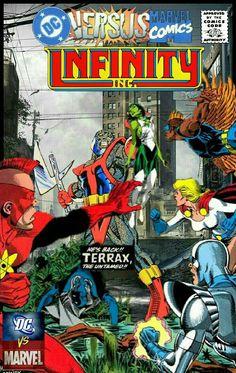 Marvel Dc, Marvel Comics, Earth 2, Dc Comic Books, Crossover, Cover Art, Fanfiction, Universe, Comics