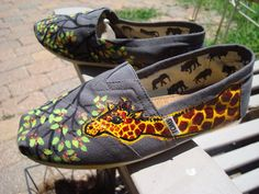 http://giraffalopardalis.tumblr.com/post/8258819754/custom-painted-toms-shoes-updated-to-add-text