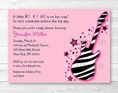 Rock+Star+Baby+Shower+Invitation+PRINTABLE