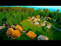 Discovering Romania from The Sky | Culture, History & Tourism
