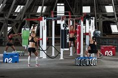 Escape Fitness offers a variety of exercise solutions, including the Multipurpose Fitness Rig Octagon™, for health clubs, training studios, and vertical market exercise facilities including multi-family residential, hospitality and spa, universities, luxury hotels, and corporations.