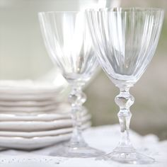 Glass, Weeding Collection