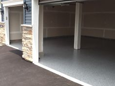 New construction polyurea full chip coating!